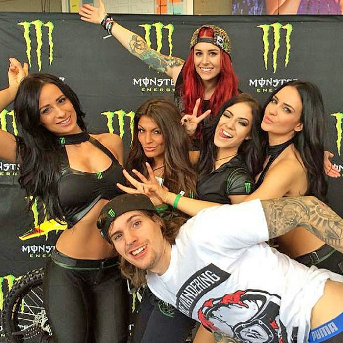 masters of dirt wien vienna party bensch media promotion girls