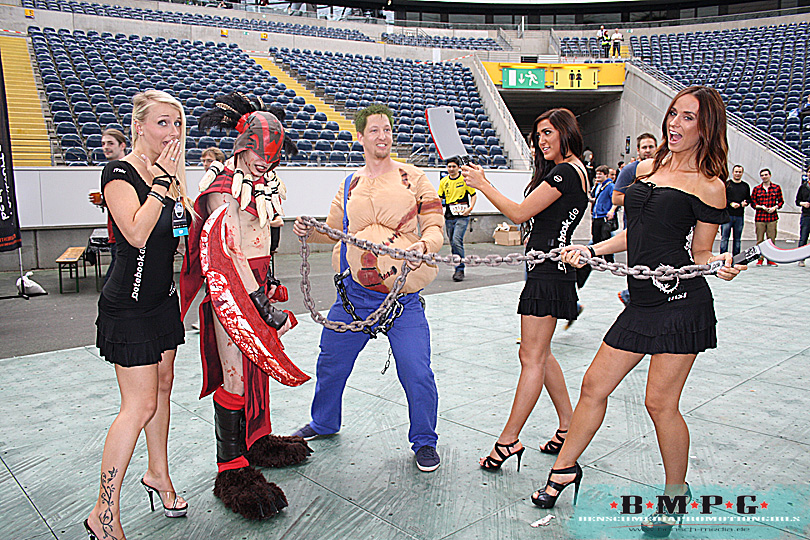 ESL ONE Commerzbank Arena