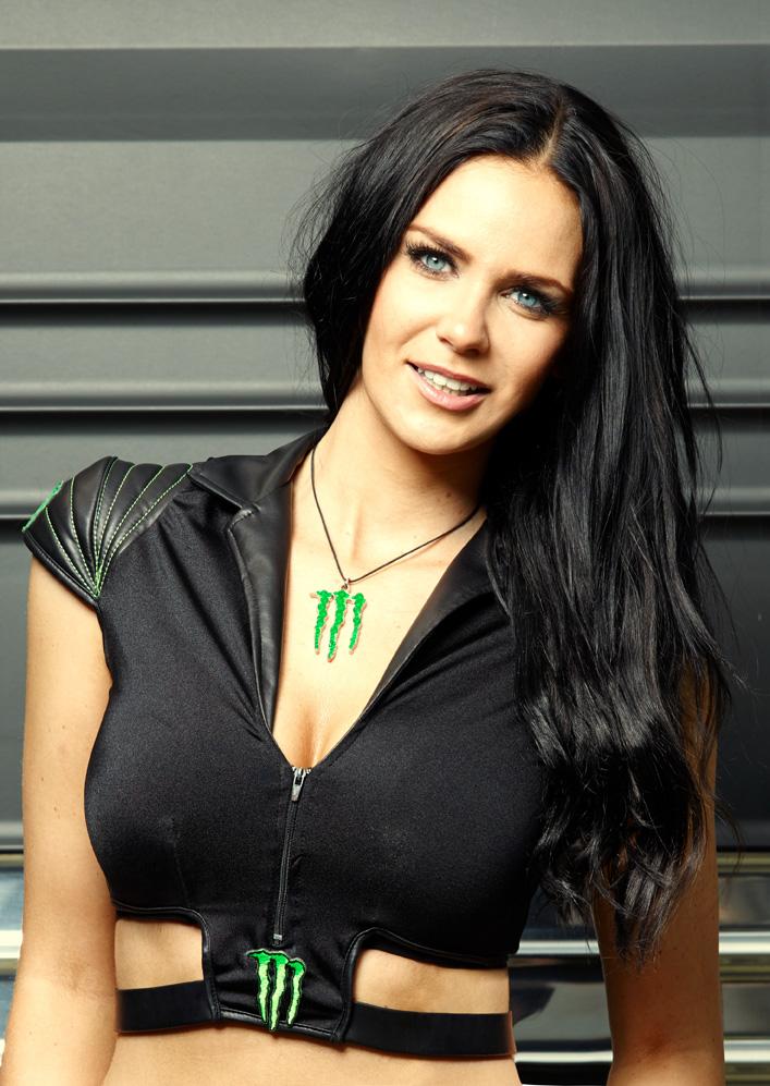 MotoGP Le Mans Jessica Monstergirl Bensch Media
