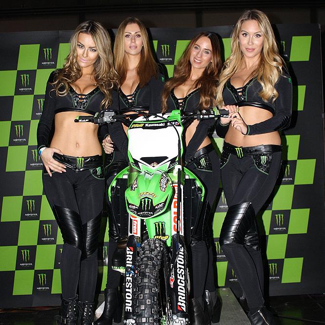 kings of xtreme supercross leipzig monster energy girls monstergirls
