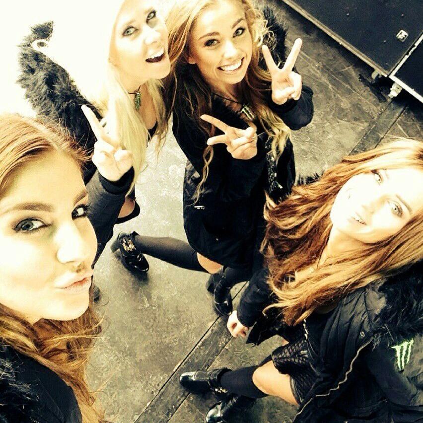 rallycross rxunleashed monster energy girls rx monsterenergy monstergirls casting bensch media