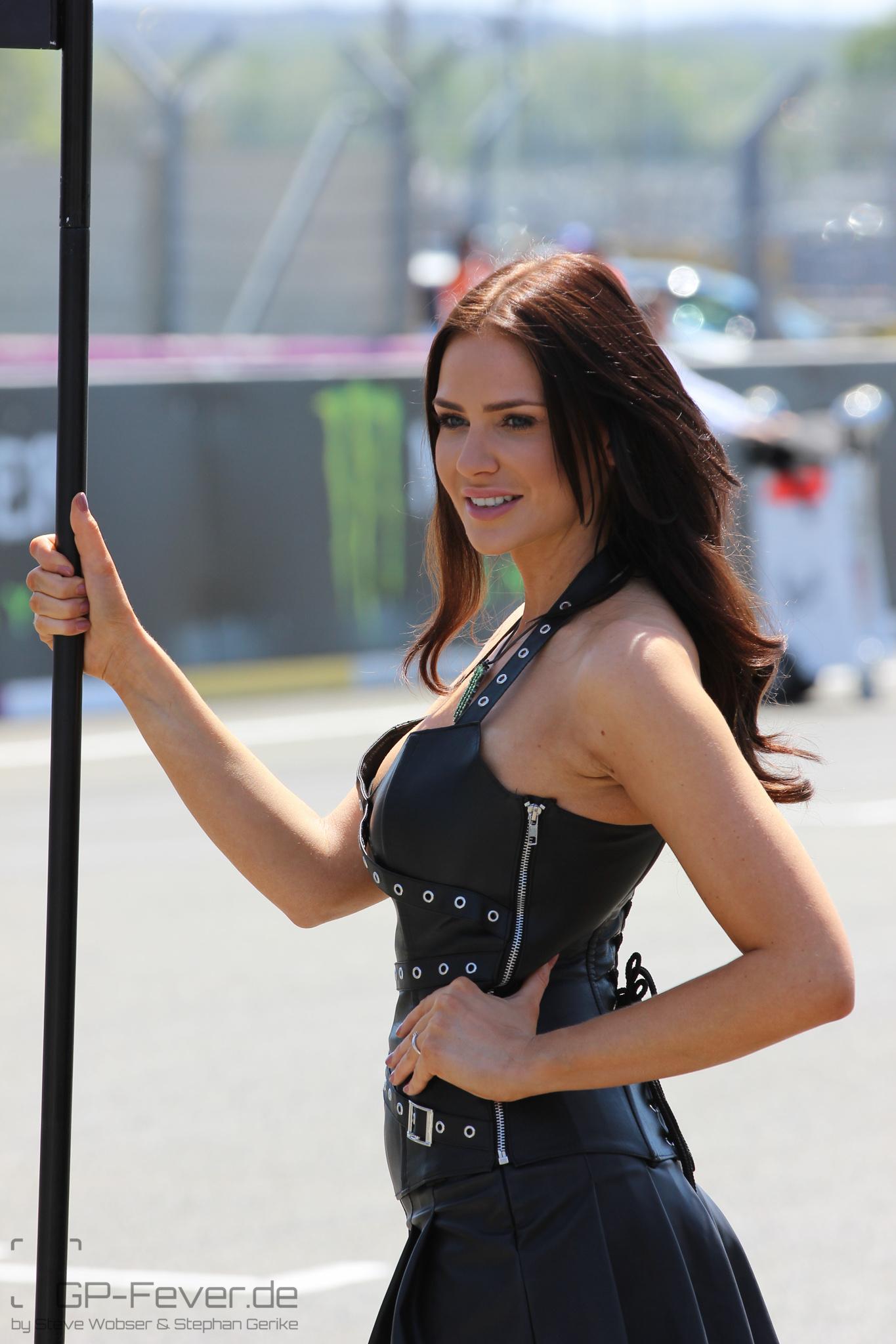 GP fever Monstergirls Monster Girls Le Mans LeMans MotoGP