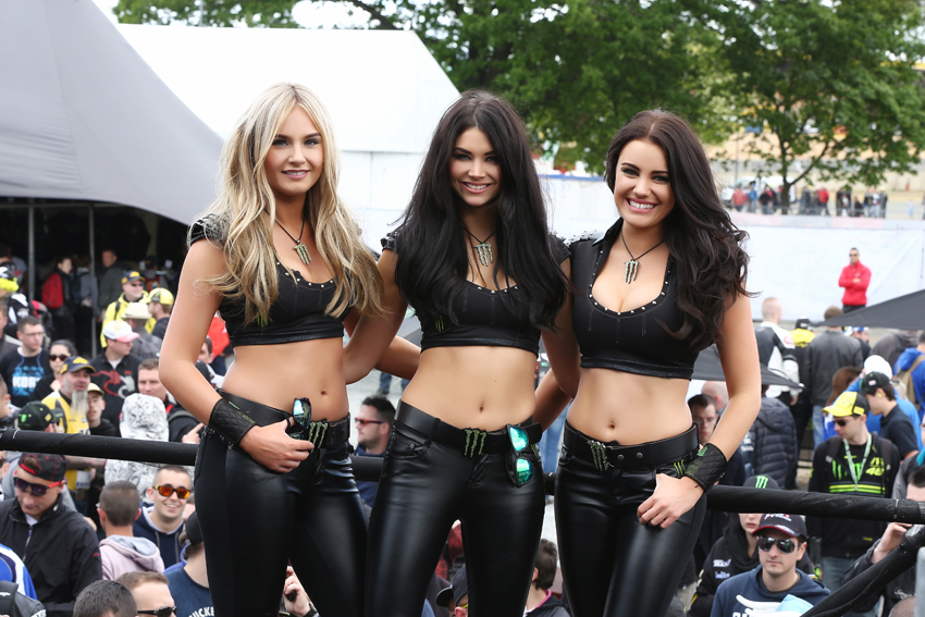 LEMANS Monster Energy Girls Le Mans MONSTERGIRLS