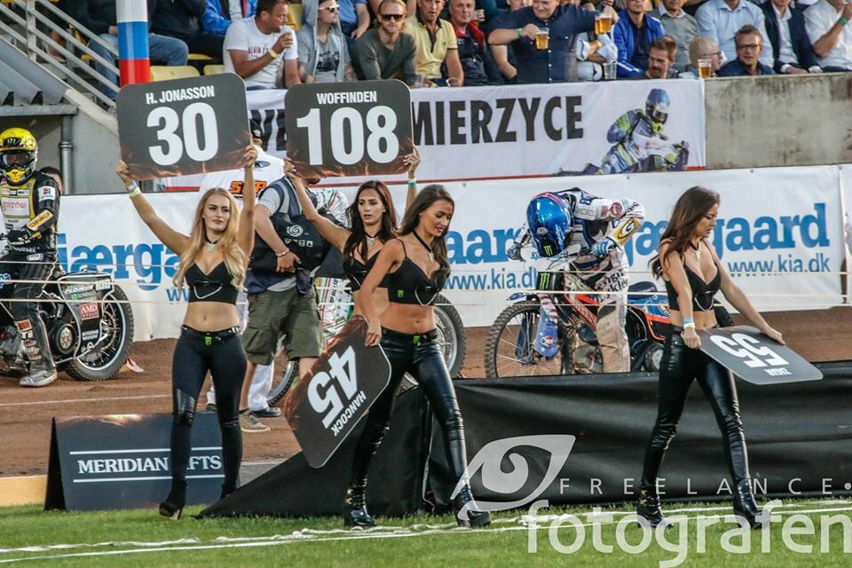 monster energy girls speedway grand prix horsens monstergirls bensch media