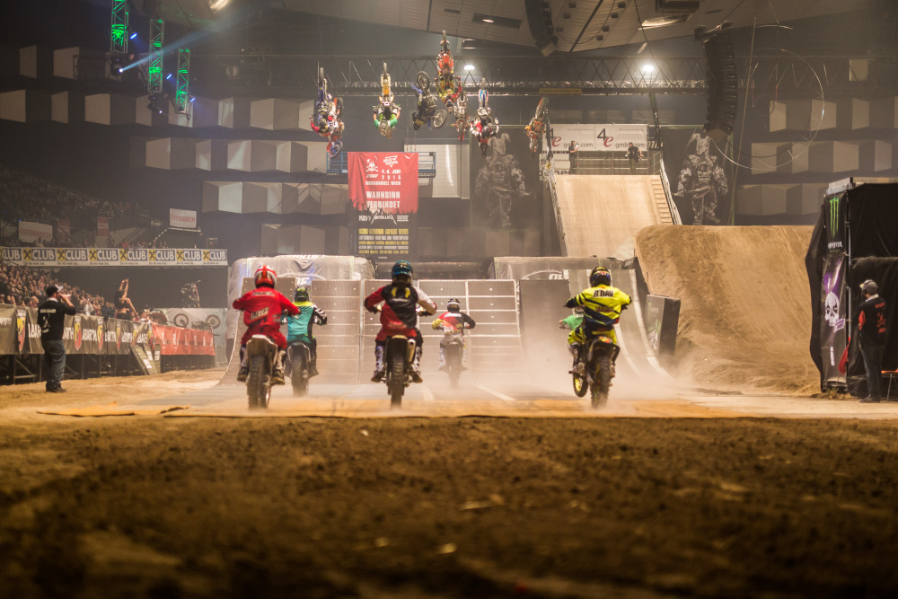 Philipp Greindl masters of dirt wien stadthalle MOD monster energy girls bensch media