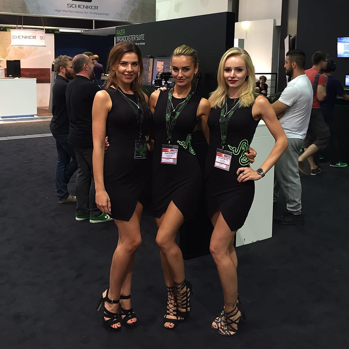 razer girls gaming ifa internationale funkausstellung promotion girls wanted girlssearch castingrazer girls gaming ifa internationale funkausstellung berlin promotion girls wanted girlssearch casting