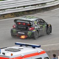 rx rallycross monster energy liam doran monstergirls