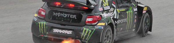 rx rallycross monster energy liam doran monstergirls