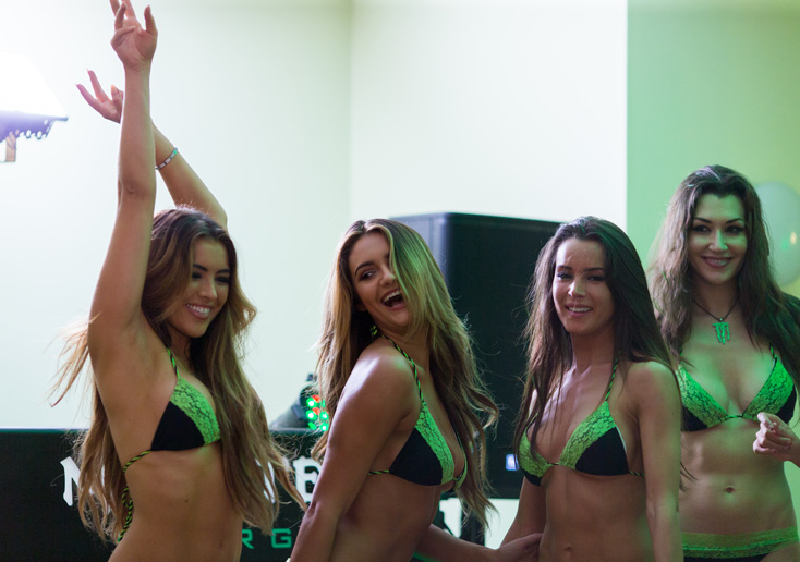 MonsterGirlMansion 2015 Monster Girls Pool