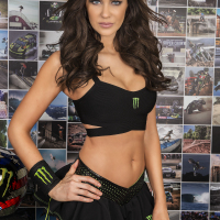 Monster Girl Germany WSBK Assen