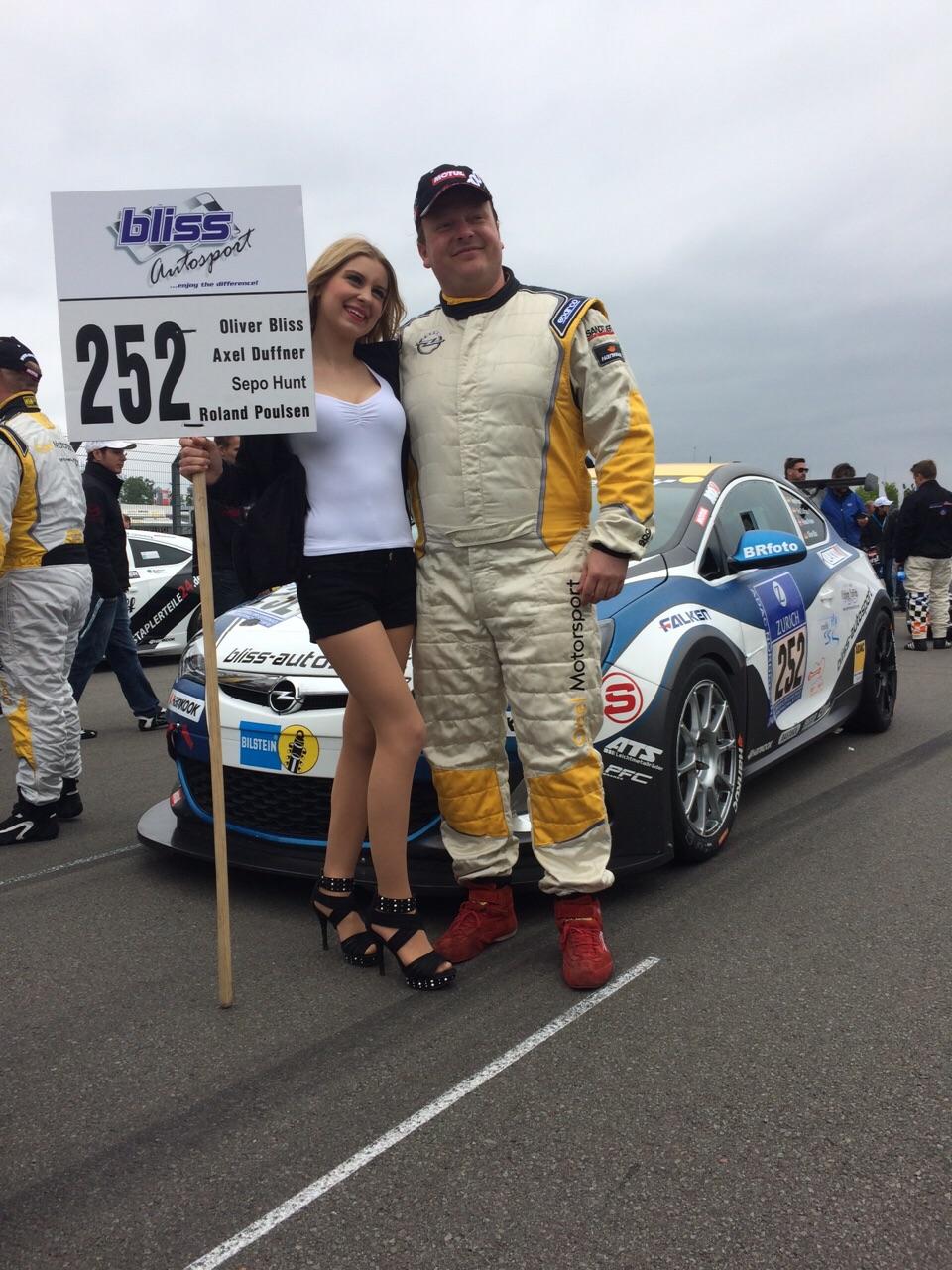 bliss autosport nürburgring 24h rennen