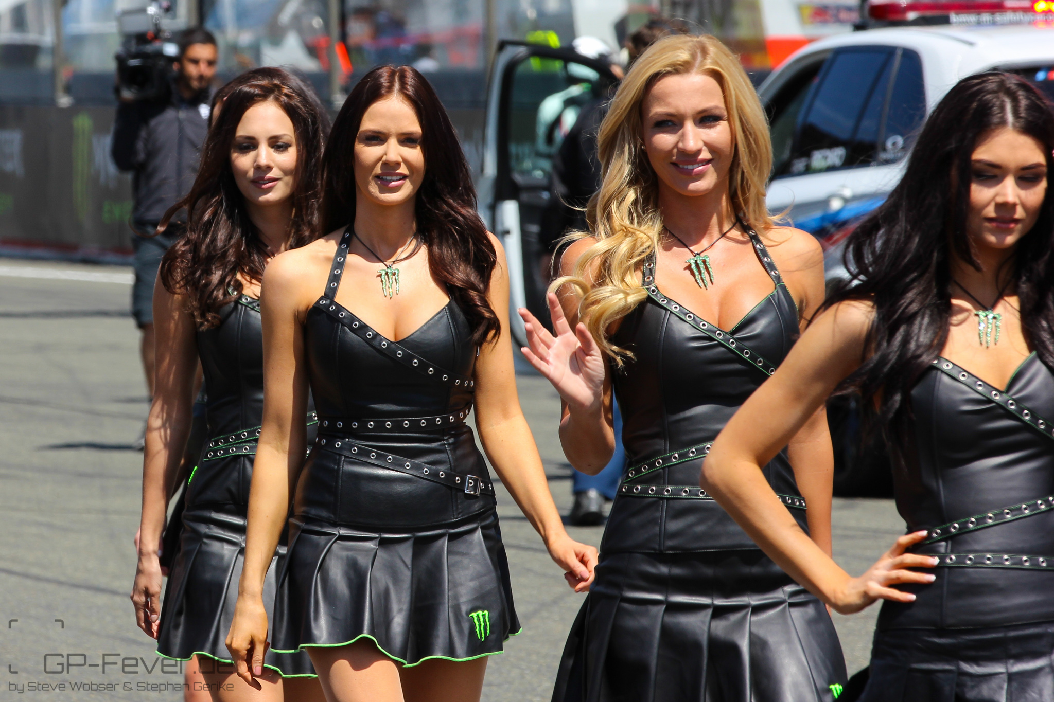 GP fever Monstergirls Monster Girls Le Mans LeMans MotoGP