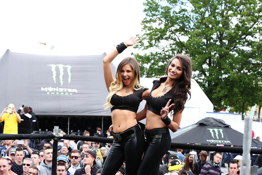 LEMANS Monster Energy Girls Le Mans MONSTERGIRLS