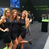 messebabes girls razer ifa razergirls gaming messe hostessen bensch media internationale funkausstellung berlin