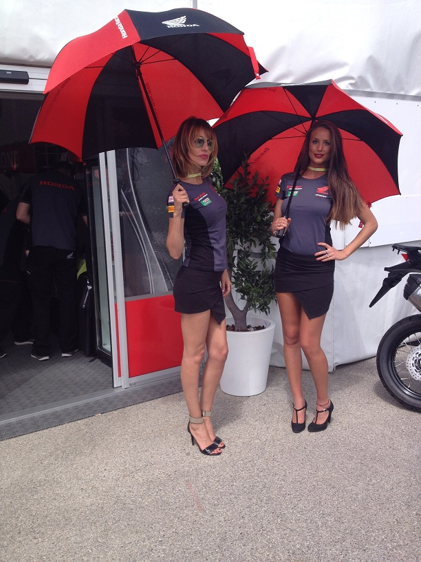 honda world supberbike proracing hondaproracing sbk promotion girld girls lausitzring 2016
